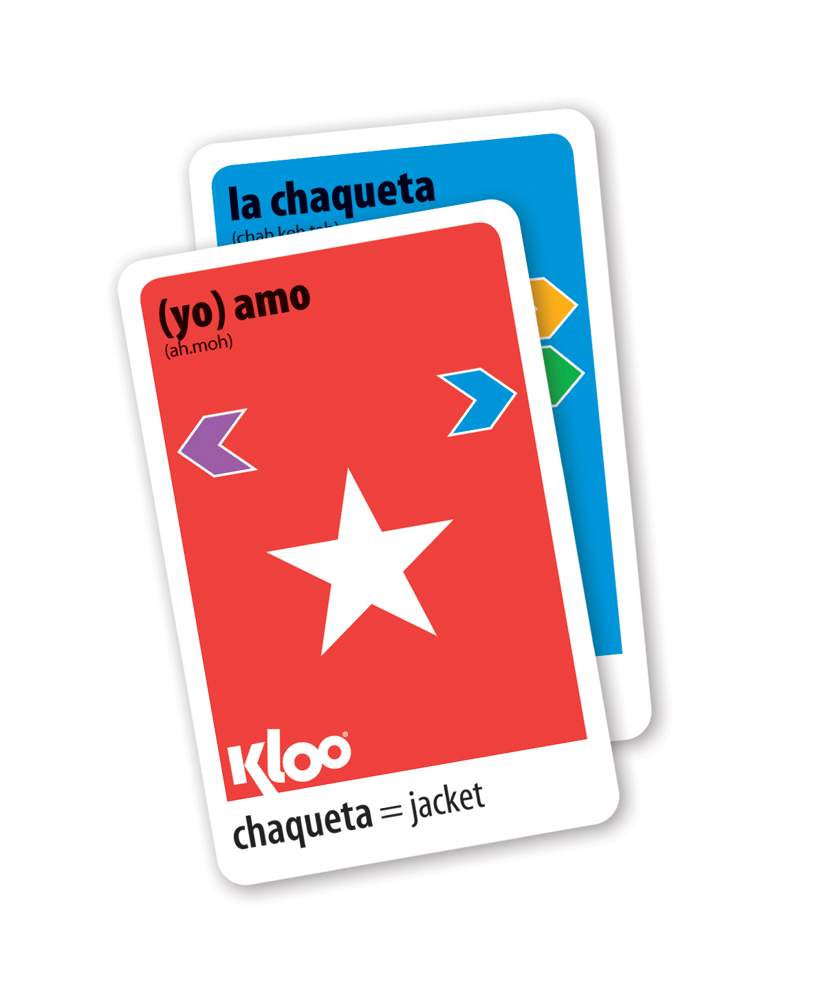 Learn Spanish words with KLOO MFL games