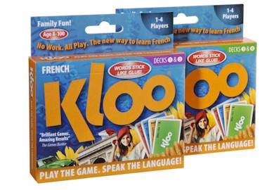 KLOO an ideal travel game