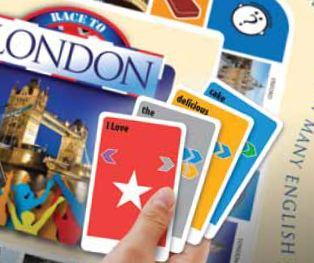 TEFL board game