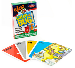 KLOO 'Catch the Bug' reading game