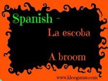 learn Spanish language with KLOO MFL Games