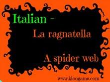 learn Italian language with KLOO MFL Games