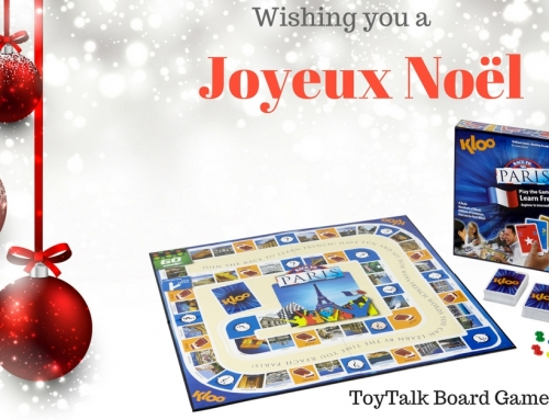 Finding the Perfect Xmas Gift – a Language wrapped in a Game