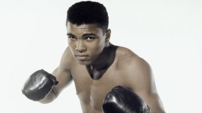 Muhammad Ali became brilliant at boxing through practice