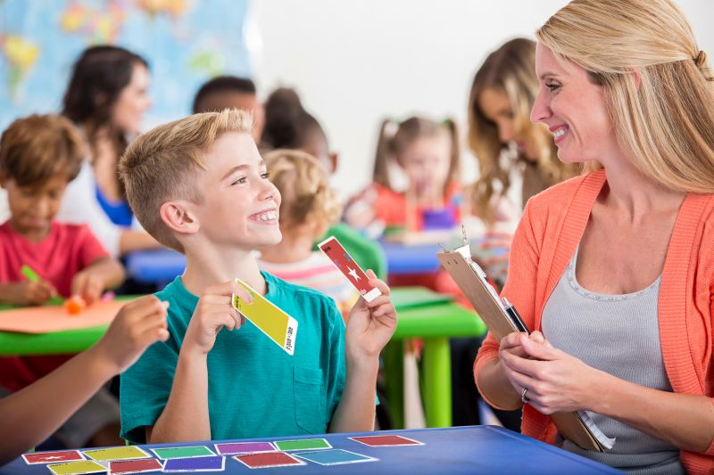learning kloo in classroom school language learning