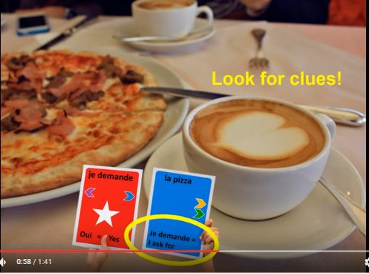 Asking for a Pizza and a Coffee – Super Easy