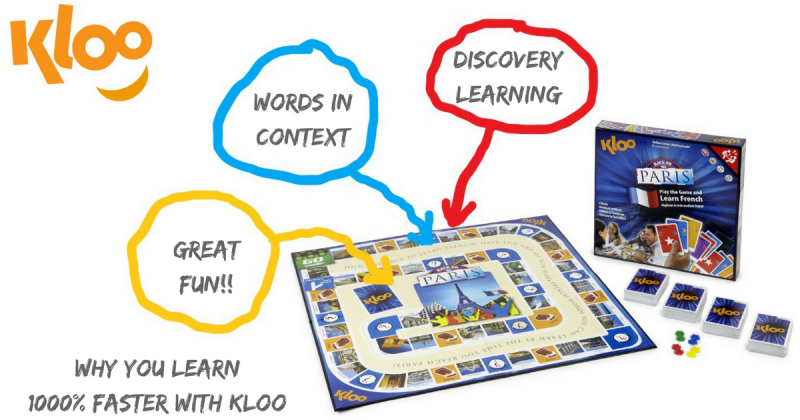 Why you learn a foreign language faster with KLOO